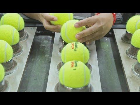 How To Make a Tennis Balls