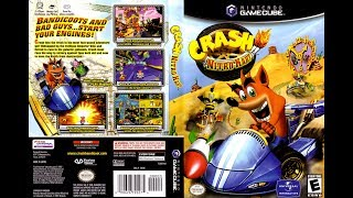 Livestream #47 - Crash Nitro Kart (NGC)