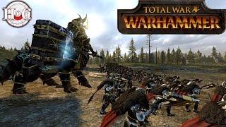 Chaos Battles - Total War Warhammer Online Battle 148