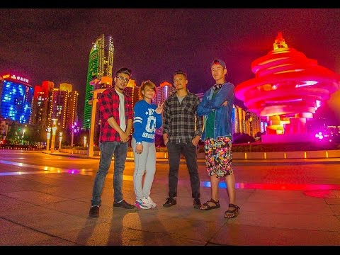 Cartoonz Crew in China | World Leisure Games 2015