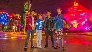 Cartoonz Crew in China   World Leisure Games 2015