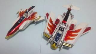 Ultraman_Mebius Gun Winger &Gun Loader TOY & Gun Phoenix ウルトラマ...