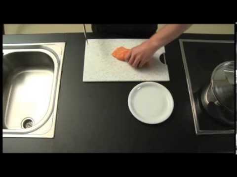 GORILLA Rezept - Lachs Spaghetti (3)