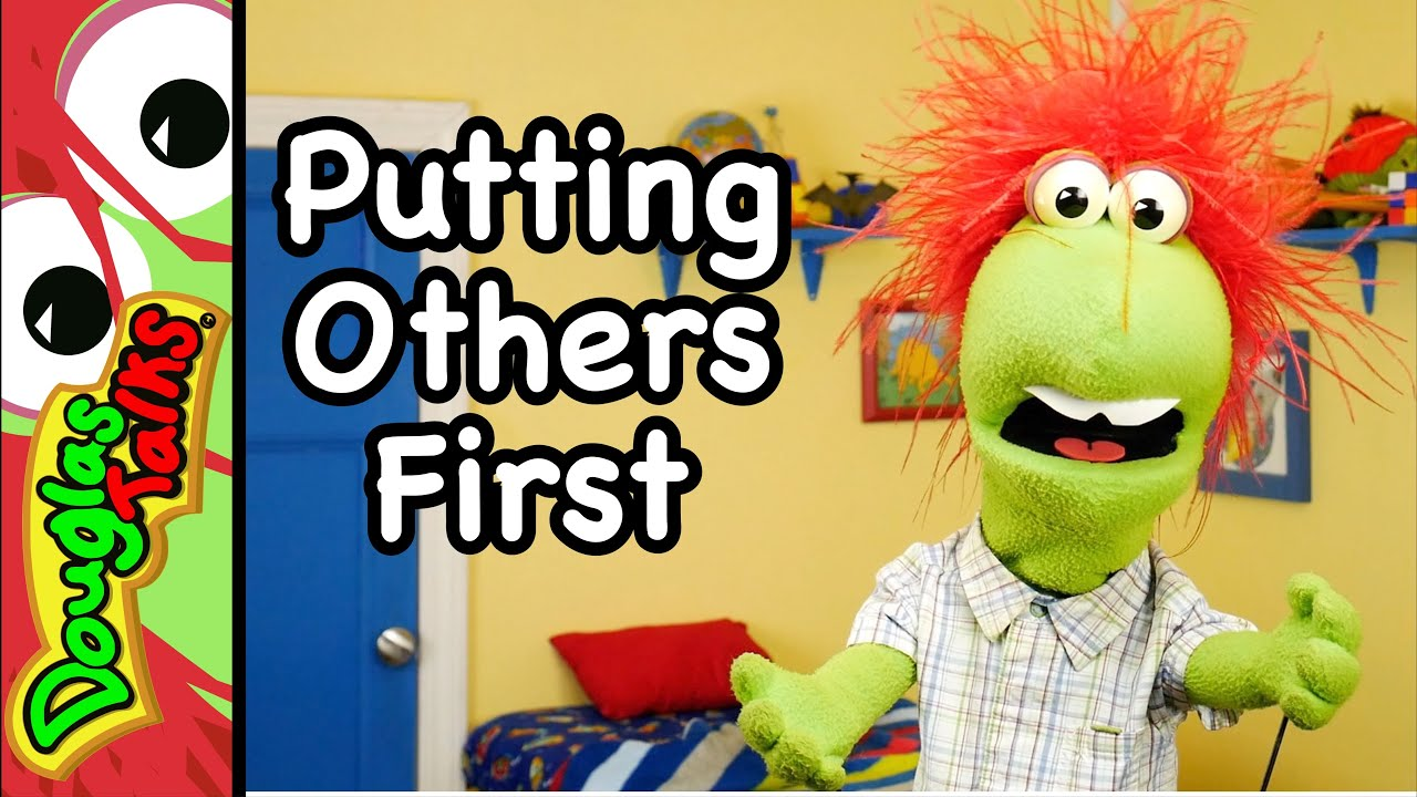 Putting Others First | A Sunday School lesson about humility