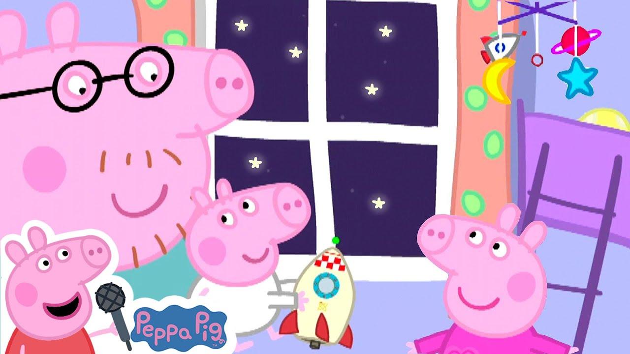 Peppa's Lullaby | Peppa Pig Songs | Peppa Pig Nursery Rhymes & Kids Songs