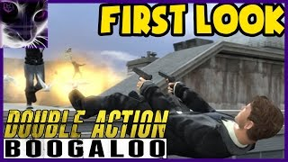 Double Action: Boogaloo - First Time Gameplay