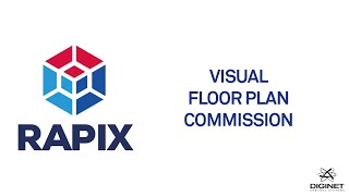 Diginet RAPIX Integrator Introduces Visual Floor Plan Commission