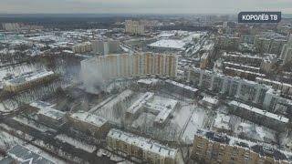 Эксклюзивное видео. Последствия пожара по адресу  ул. Дзержинского, дом 24/2