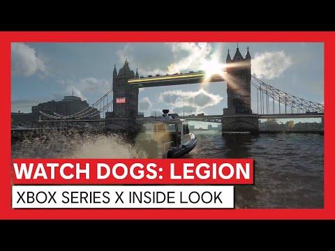 WATCH DOGS: LEGION - XBOX SERIES X INSIDE LOOK