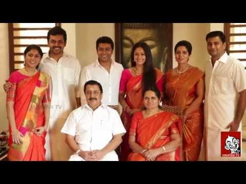 Actor Sivakumar family photo shoot | Surya...