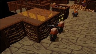 Gamescom: A Game of Dwarves Gameplay Trailer