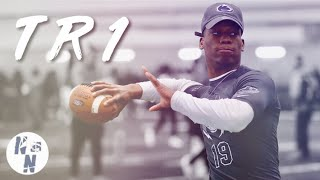 TR1  ᴴᴰ  ||  Taquan Roberson Highlight Mix  ||  2019 Penn State QB Commit