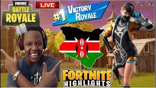 🔴BOTS PLAYING FORTNITE AGAIN IN KENYA!!!