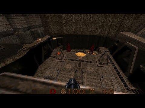 Arcane Dimensions (1.42) for Quake - Per Aspera Ad Inferi