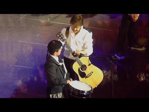 Paul McCartney - Mull Of Kintyre [Live at Qudos Bank Arena, Sydney - 11-12-2017]