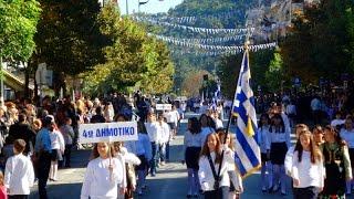 ΓΡΕΒΕΝΑ Παρέλαση 13 Οκτωβρίου 2015