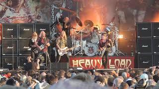 Heavy Load - The King, Sweden Rock 2018
