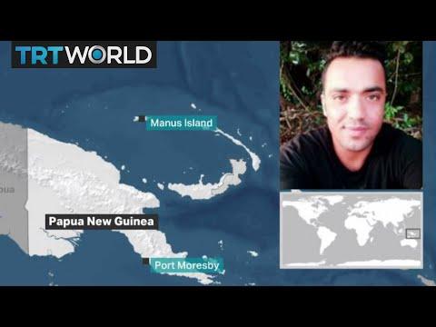 Manus Island Detainees: Pakistani Refugee Samad Abdul talks to TRT World