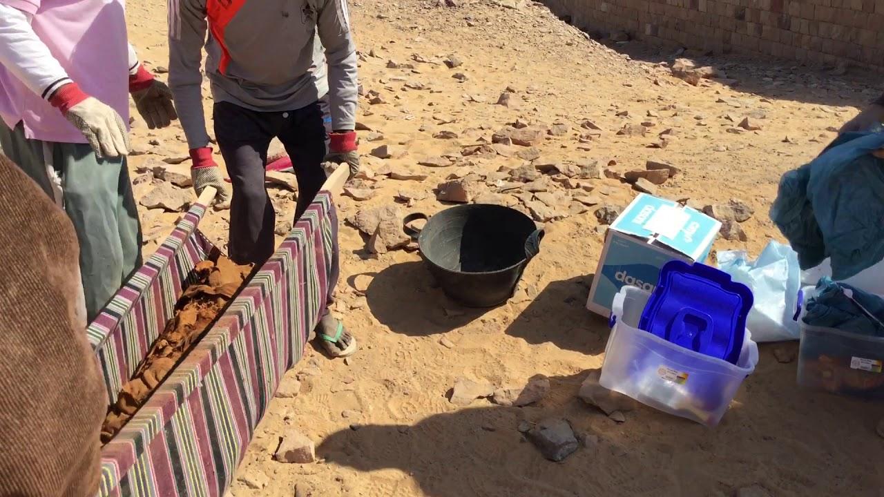 L'Università degli Studi di Milano scopre una necropoli in Egitto