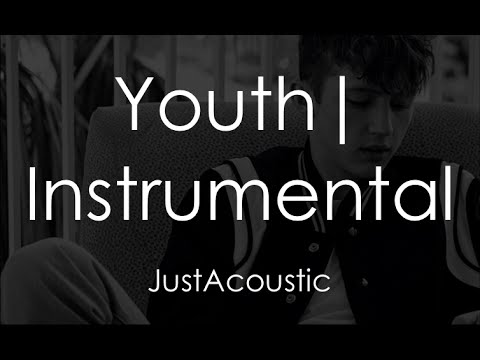 Youth - Troye Sivan (Acoustic Instrumental)
