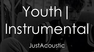 Youth - Troye Sivan (Acoustic Instrumental)