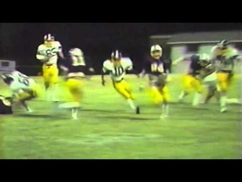 Alcorn Central High School Football 1984 Player Profile Mark Hajek