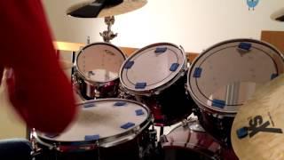 Hurricane-bridgit mendler (drum cover)