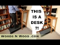 How To Make a Treadmill Desk (WnW #88)