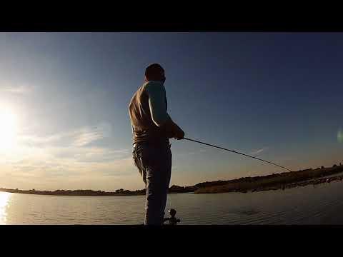 Pleasant Creek Bass Fishing, Palo Iowa