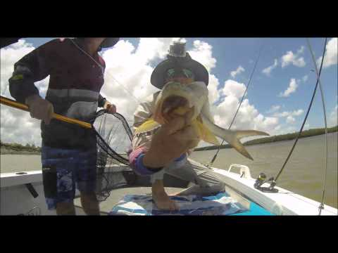 Fishing Central Queensland, The Fitzroy River