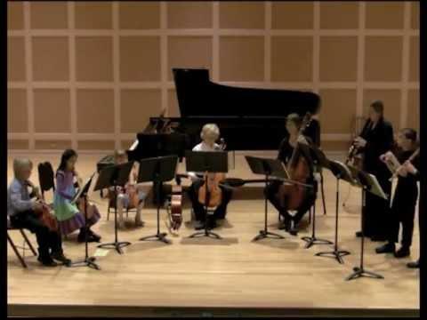 SPCM Early Music Ensemble Spring Rhapsody 2012