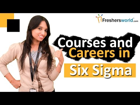 Careers and Training courses for Six Sigma | Green and Black Belt