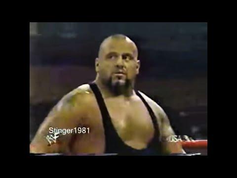 Tazz vs Chris Benoit  |  RAW 02/28/00