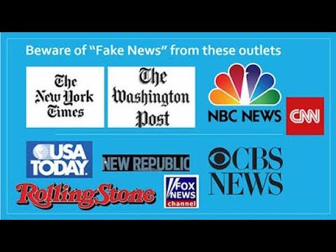 Mark Taylor: New Prophecy  Preachers of Doom and Gloom and the Demise of Fake News the MSM!