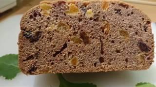 Простой и вкусный кекс с корицей в хлебопечке KENWOOD. Эп.№118