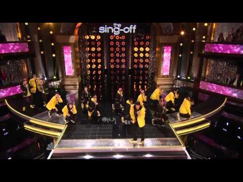 The Sing Off - The YellowJackets -