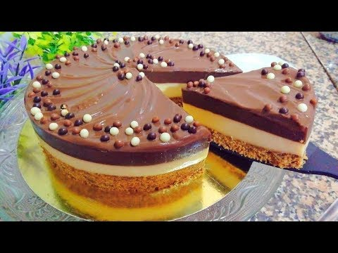 délicieux-gâteau-de-fêtes-sans-cuisson-!-🎂-🍰😋