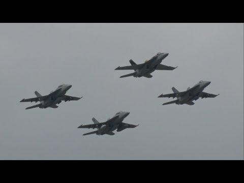 2017 NAS Oceana Airshow - Fleet Air Power Demonstration