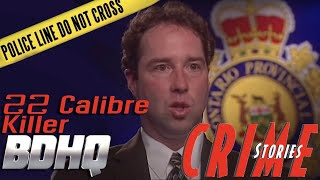 22 Calibre Killer - Crime Stories