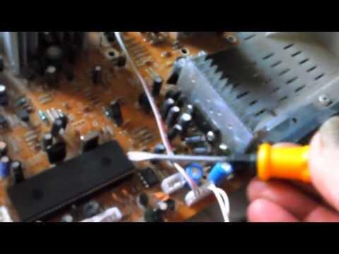 видео: Ремонт телевизора shivaki  stv-2196