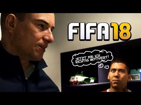 FIFA 18 ⚽️ 004: Hier kommt die MOTIVATION, meine Damen und Herren!!