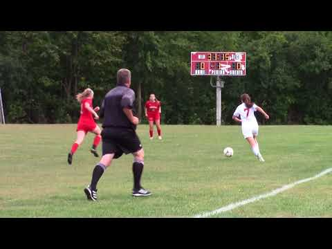 Beekmantown - Saranac Girls  9-6-18