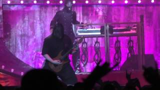 Slipknot LIVE Purity   Hamburg, Germany 2015