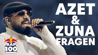 Azet & Zuna – Fragen | LIVE | Red Bull Soundclash 2019