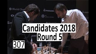 Candidates 2018: Round 5: 'Oh, that is really pretty!'