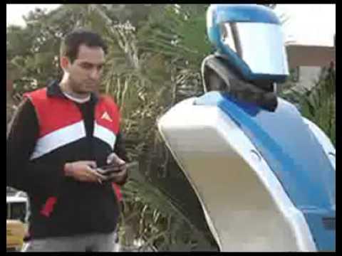 RCN NOTICIAS A1A ROBOT COLOMBIA A1A GROUP