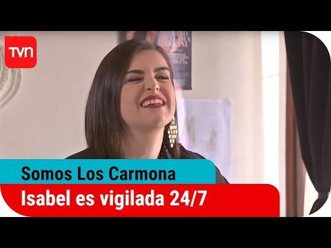 Los Carmona cap140: Isabel es vigilada día y noche