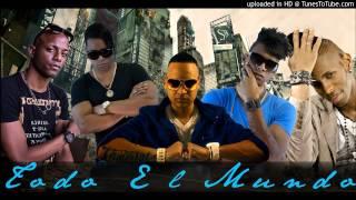Jacob Forever Y El Dany Ft. El Yonki, Marvin Freddy Y Kayanko - Todo El Mundo (Prod. Nando Pro)