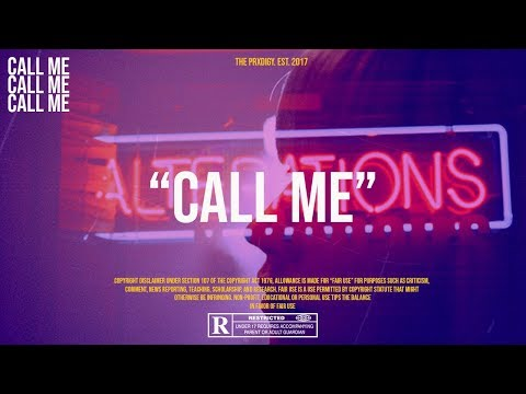 "Bryson Tiller // ELHAE Type Beat 2019 – ""Call Me"" 