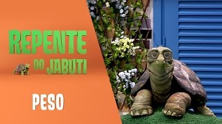 Repente do Jabuti - Peso